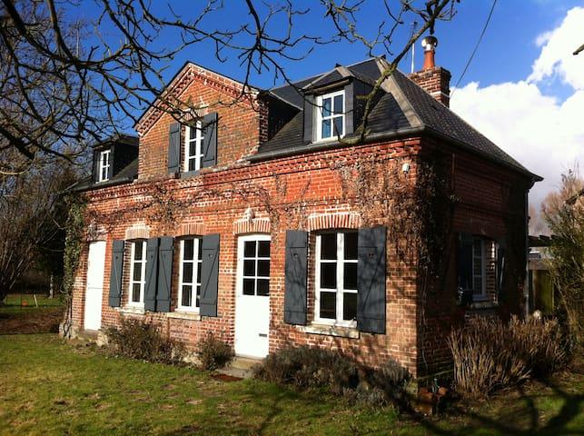 Cottage near to Honfleur - Berville-sur-Mer - Dům