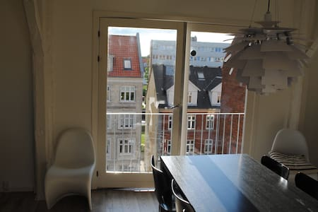 Great apartment i the heart of Aalborg - Apartment
