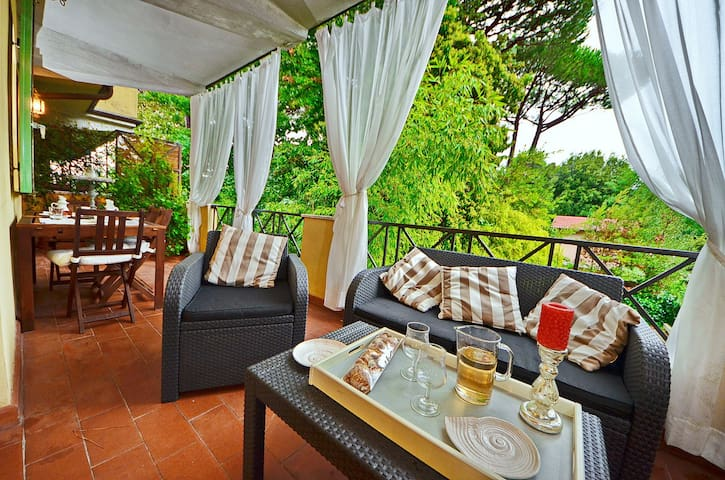 Close to the Beach apt Cinquale, Forte dei Marmi