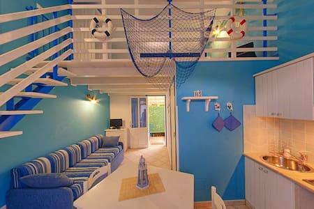 Appartamentino la balumina a S Vito  Wi-Fi FREE