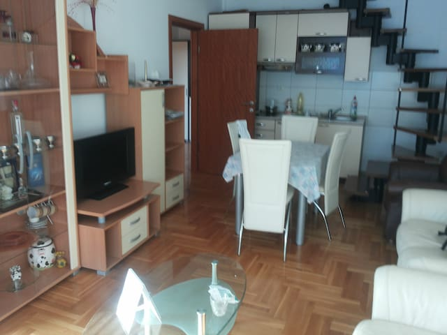Entire appartment Pozarevac Center - Toplicina Str - Požarevac - Appartement