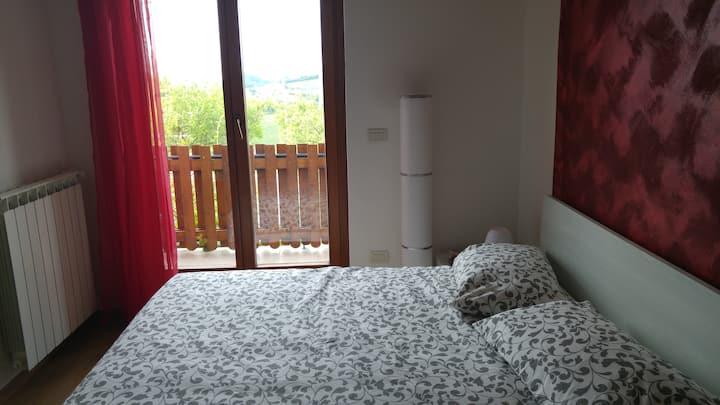 Triple room with balcony (Room 2)