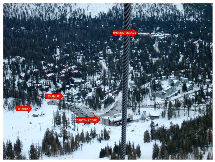 SPOIL Yourself with the 3-L's, LOCATION, LOCATION, LOCATION, Only 120Yards to Lift & Only 210 Yards to Full Service Ski Lodge
