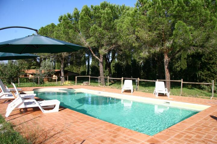 Casa Vittoria 4+2 Follonica Beach - Massa Marittima - Dům