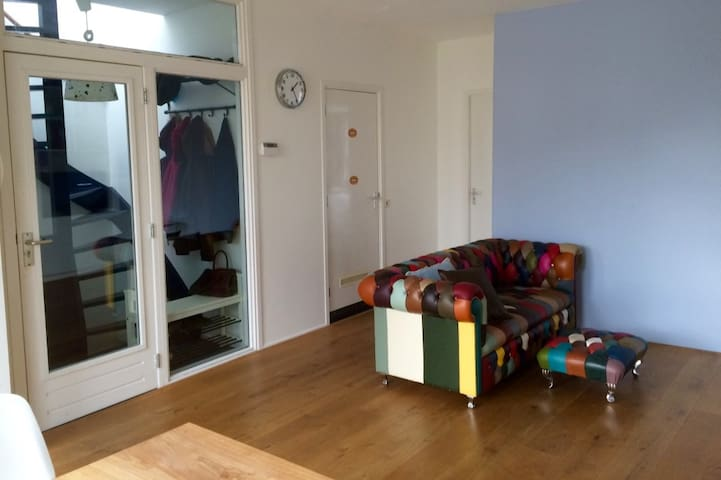 Elegant apartment in middle of city centre! - Utrecht