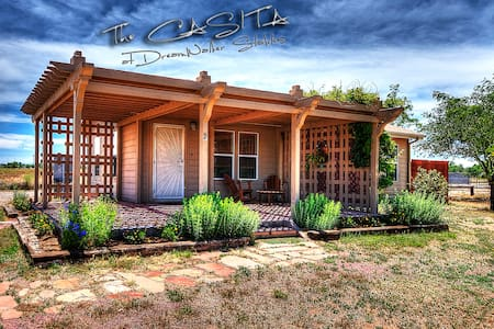 The Casita at DreamWalker Stables