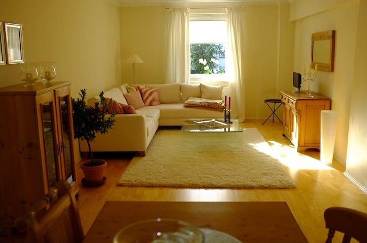 Großzügige Wohnung - Ruhige Lage