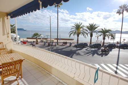 Beautiful sea view. - Cannes - Apartment