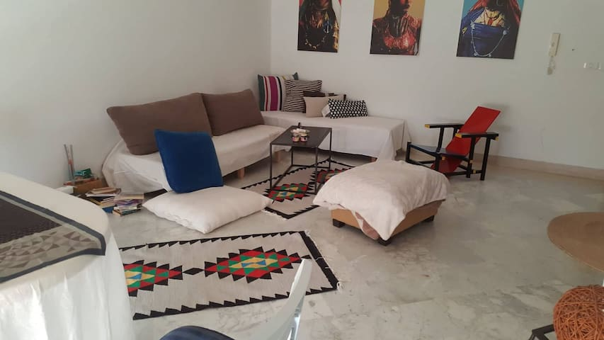 Appartement à Tunis