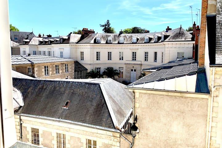 Appartement rénové au cœur d'Orléans