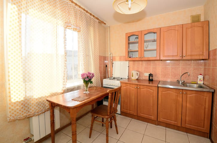 St. Sophia area studio apartment