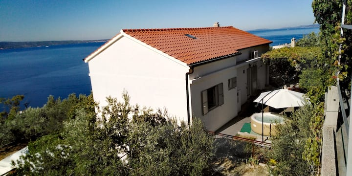 Nature house, 215 m2, Whirlpool, free Park, 3BDR,