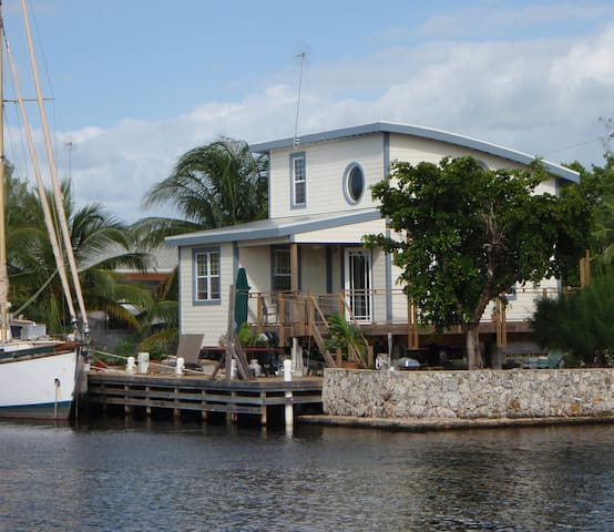 Cayman!! A  Piece of Paradise - North Sound Estates - Casa