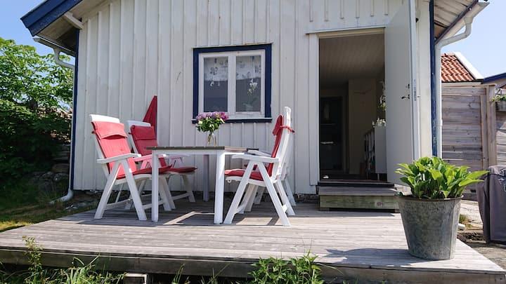 Gäststuga på mysiga Hönö, Göteborgs norra skärgård