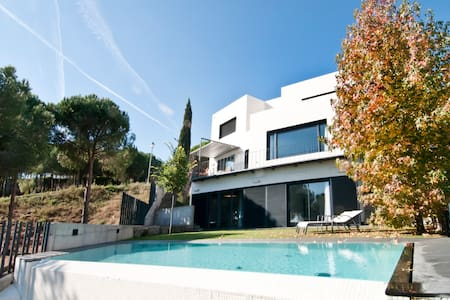 Amazing designed House with swimming-pool (B1501) - Cabrils - Casa
