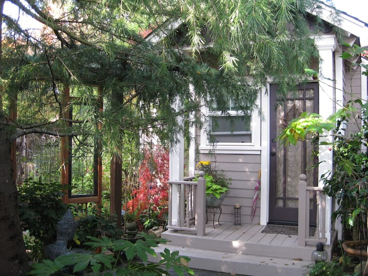 The Garden Cottage-a secluded nature retreat