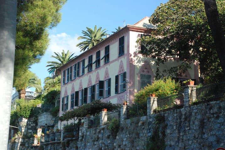 Elegant apartment with sea view - Pieve Ligure - อพาร์ทเมนท์