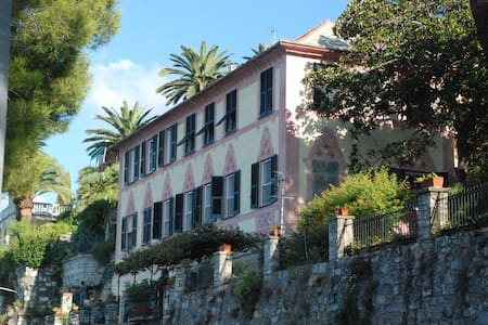 Elegant apartment with sea view - Pieve Ligure