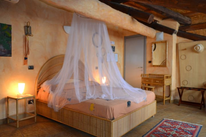 b&b Edera -charme in campagna  - Castagnole Piemonte - Bed & Breakfast