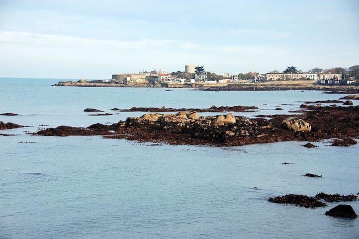 Award Winning Bed & Breakfast...Rm1 - Dun Laoghaire