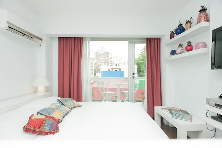 recoleta studio new with amenities&