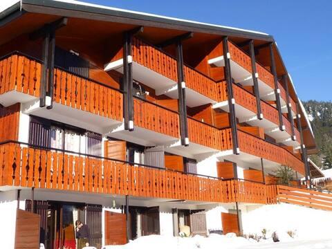 """les """" Balcons du Soleil"""" studio plein sud"""
