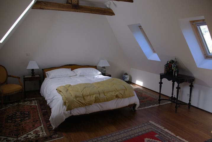appartement d'hote pour 2 personnes - Fleurac - Bed & Breakfast