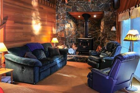 Baker Cabin - In Glacier - Deming - Cabane