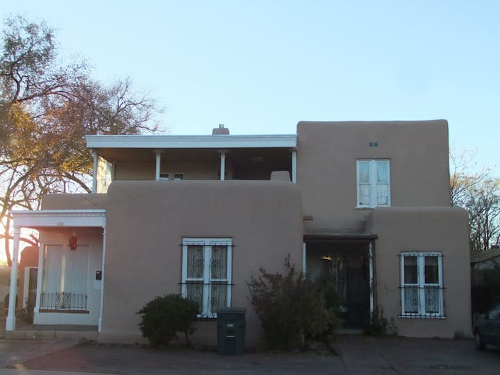 2400 sq.ft. Adobe Home Downtown