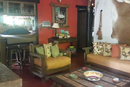 Paz ,comodidad cabaña personalizada - Jarabacoa