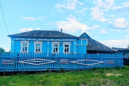 """Дом отдыха """"Домик в деревне"""""""