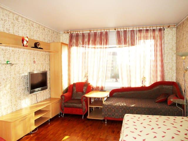 Апартаменты на Воскресенской, 116 - Arkhangel'sk - Pis