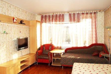 Апартаменты на Воскресенской, 116 - Arkhangel'sk - Lakás