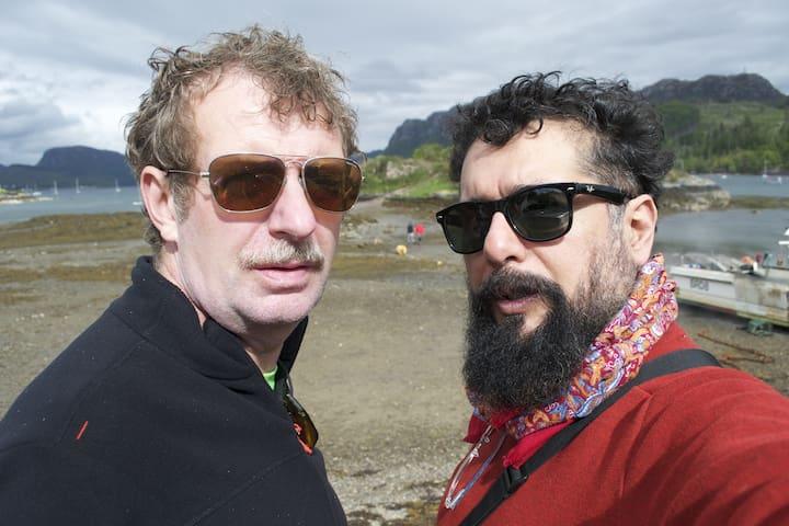 Duncan & Anibal