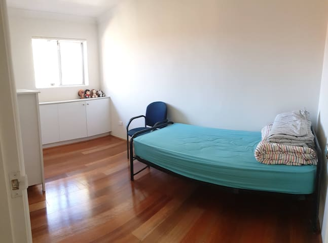 Warm Private Room in a fully furnished house