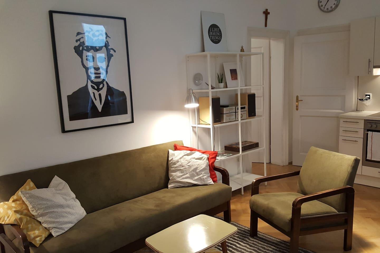 Sofa Bed / Bettsofa