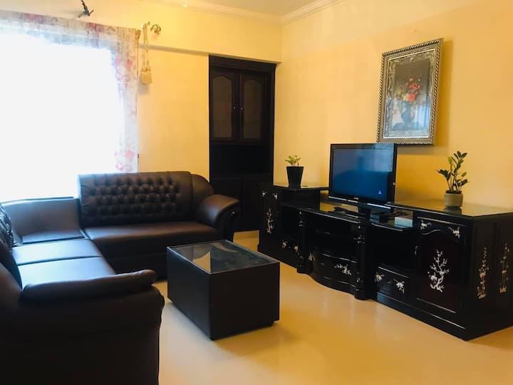 3BHK Serviced Apartment in Trivandrum City