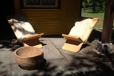 Acogedora cabaña a pasos del lago en Licán Ray - Villarica