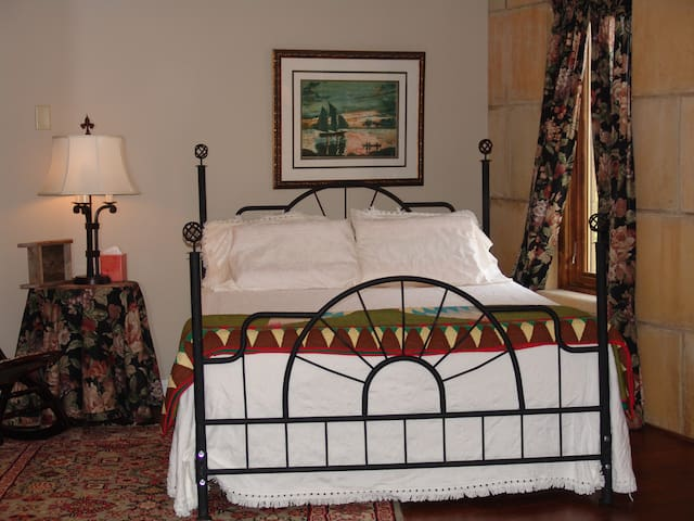 Swann Bridge - Back in Time    - Cleveland - Bed & Breakfast