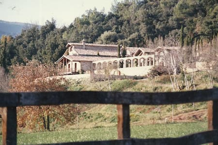 Old farmhouse  in Canet d'Adri - Barcelona