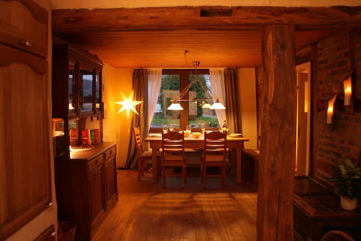Lindenhof-Bergenhausen Bauernkate