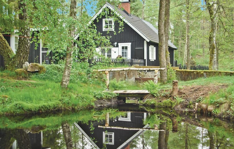 Holiday cottage with 3 bedrooms on 98 m² in Vittsjö