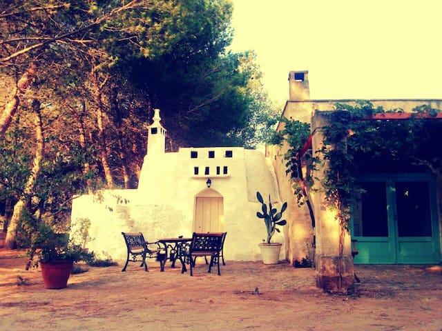 Casina Misa- Country House Trullo - Francavilla Fontana - Villa