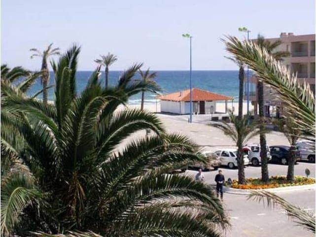 loue studio type F1 vue mer centre - Saint-Cyprien