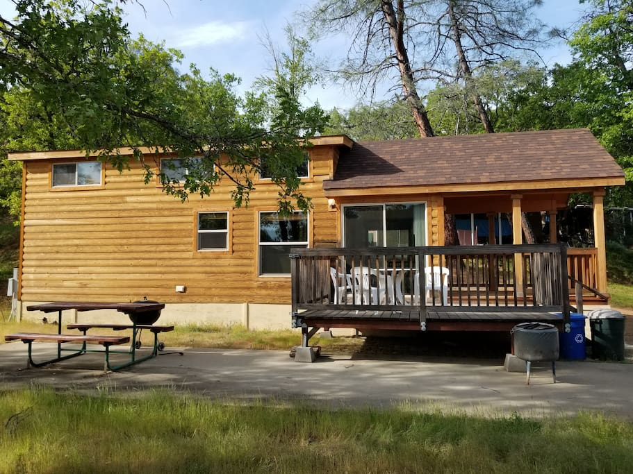Cabin T23 - Near the RV section