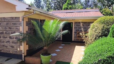 Tulivu Gardens House Sagana