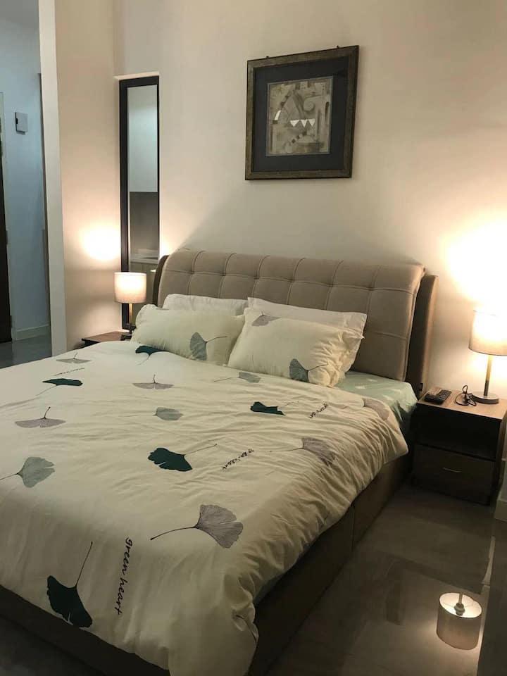 Melaka Imperio Luxury Studio Room A1527 马六甲奢华套房