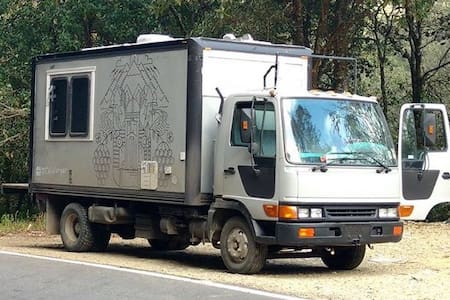 Odin Camper - House on Wheels! - Miramar - キャンピングカー/RV車