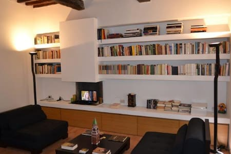 Designer apartment in Tuscany - Castelmuzio