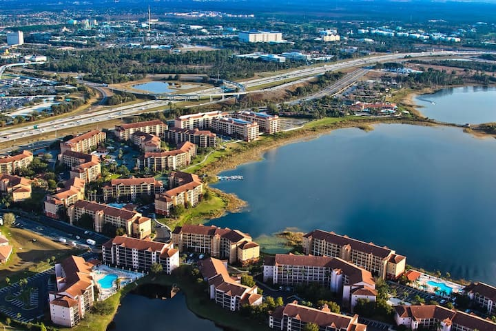 Amazing Apartment for New Year week in Orlando!